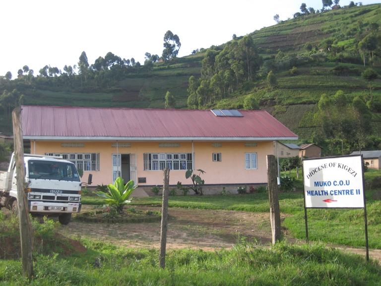 Muko clinic outpatient building